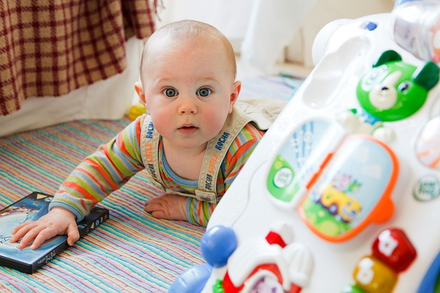 miminko, hračky