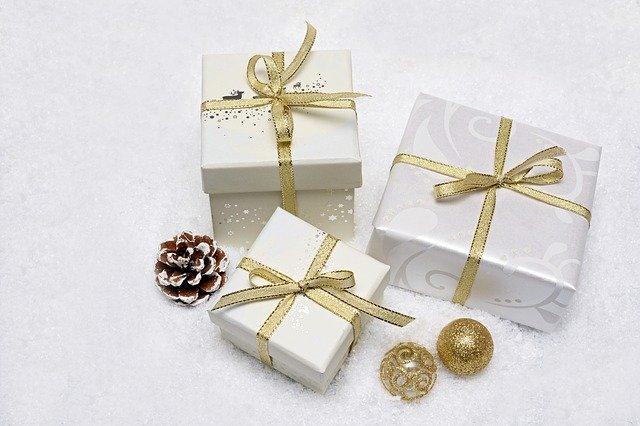 dárky a ozdobičky